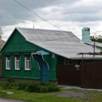 Шахты. Дом по пр. Красной Армии 83. :: Пётр Чернега
