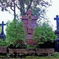 Александро-Невская лавра. Никольское кладбище :: alemigun