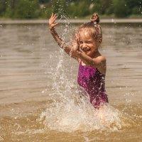 веселое купание :: fifa anfisa