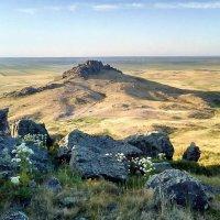 Золотая корона гор... :: Андрей Хлопонин