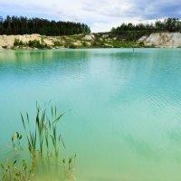 Вода цвета бирюзы :: Oksana ***
