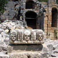 Ликийские гробницы :: Absolute Zero
