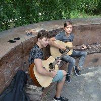 День  гитары... :: Георгиевич