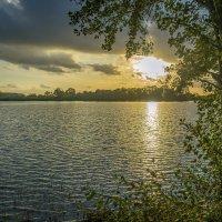 Провожая солнце :: Николай Гирш