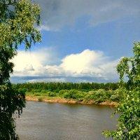 Река Вятка- такая разная.. :: Татьяна