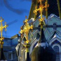 Зимняя часть церкви :: Иван Никитин