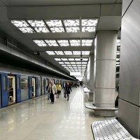 Настроение метро :: Евгений Верзилин