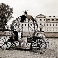 Золушка в карете. :: Liudmila LLF