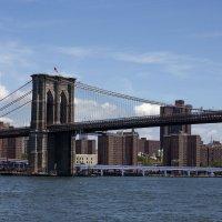 Бруклинский мост :: Andrey Naidenov