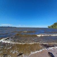 Кременчугское водохранилище :: Dmitriy R