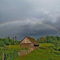 После  дождя... :: Vladimir Semenchukov