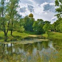 Миг летнего очарования... :: Sergey Gordoff