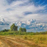 По дороге с облаками.... :: Анатолий Михайлович