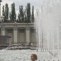 На ВДНХ :: marmorozov Морозова