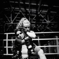 Девушки на ринге . Спорт девушки . :: Zefir58 Verx