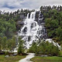 Водопад Твиндефоссен :: Alexandеr P