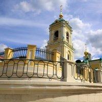 Церковь Преображения Господня :: Юрий Моченов