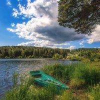 Жизнь у озера :: Vladimbormotov