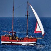 Вода, ветерок и Солнце :: Валерий Дворников