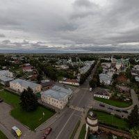 Вид на город. :: Maxim Semenov