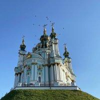 Воздушный шедевр. :: Sergii Ruban