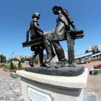 Памятник несовершеннолетним труженникам тыла :: Александр Алексеев