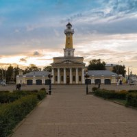 Кострома. :: Сергей Исаенко