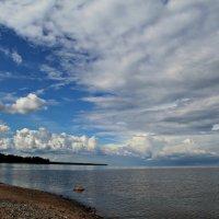 Ладожское озеро, оно почти море. :: Фёкла