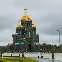 Главный храм МО РФ :: Nyusha .