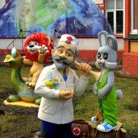 Персонажи детских сказок :: Сергей Карачин
