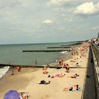 прибалтийские пляжи :: Ольга