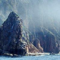 туман на острове Шкота :: Ingwar