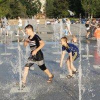 Мокрые детки :: Сергей Порфирьев