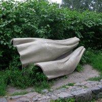 Киев, Пейзажная Аллея, Фэшн-парк — «Ткань» :: Absolute Zero
