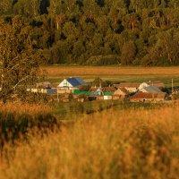 Вид с горы Чукша :: Алексей Петропавловский