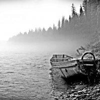 Утро туманное :: Андрей Ананьев