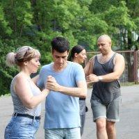 Танец на открытом воздухе 2 :: Александр Rehc