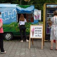 В жаркий день в парке :: Валерий Михмель