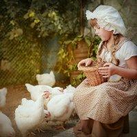 На птичьем дворе :: Римма Алеева