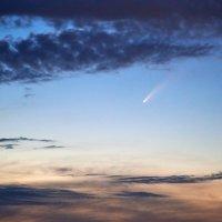 Комета C/2020 F3 (NEOWISE)_2 :: Alexandr Khizhniak