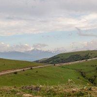 По дороге к Эльбрусу :: Андрей Lyz