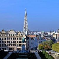 Брюссель. На горе искусств :: Татьяна Ларионова