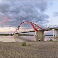 Бугринский мост в июле 2020. :: aWa