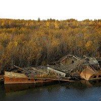 старый пароход :: Александр Артюхов