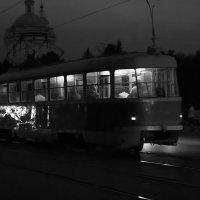 Поздний рейс... :: Валентин Амфитеатров