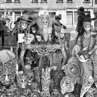 Венецианский карнавал или зазеркалье :: Valeriy(Валерий) Сергиенко