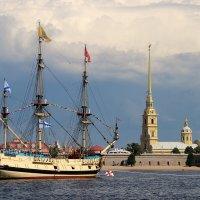 "Корабль ""Полтава"". :: ast62"