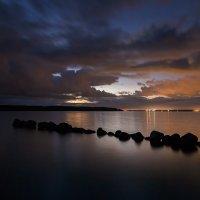 ночь и комета 2 :: Galina