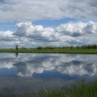 Облачный день :: Anna Ivanova