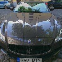 Совершенство Maserati. :: Виталий Бобров